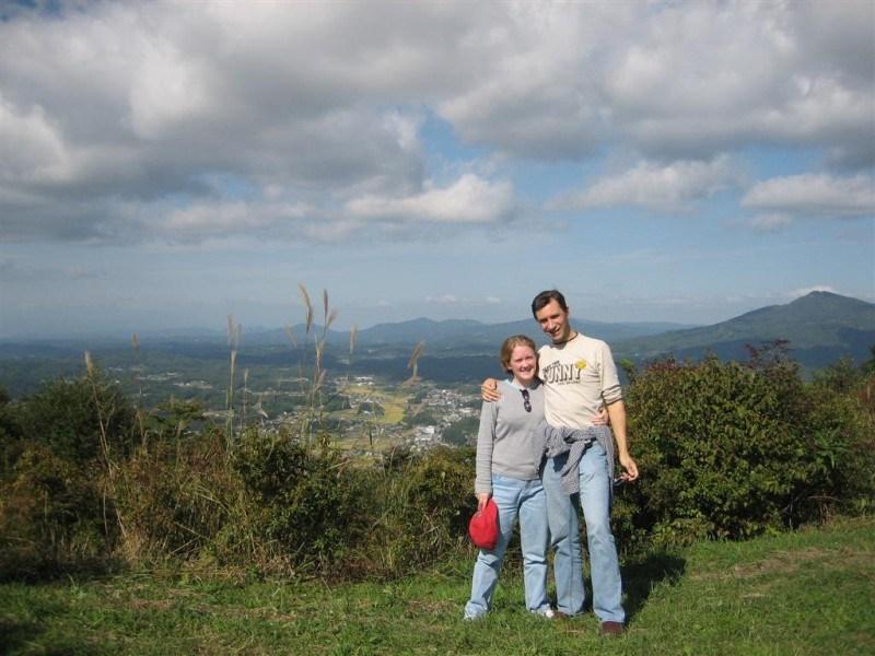 Climbing Mt. Katazoune