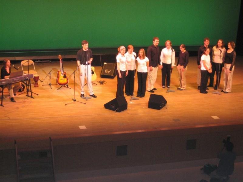Folk & Pop Concert