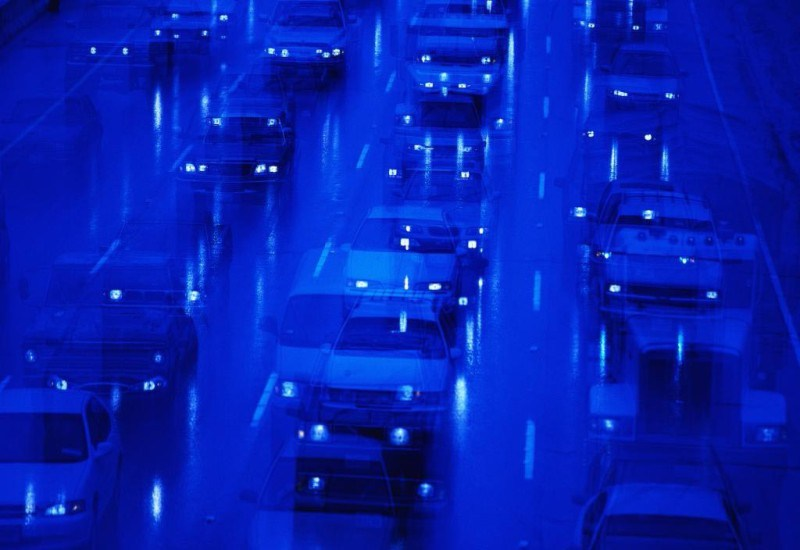 Random Traffic Image