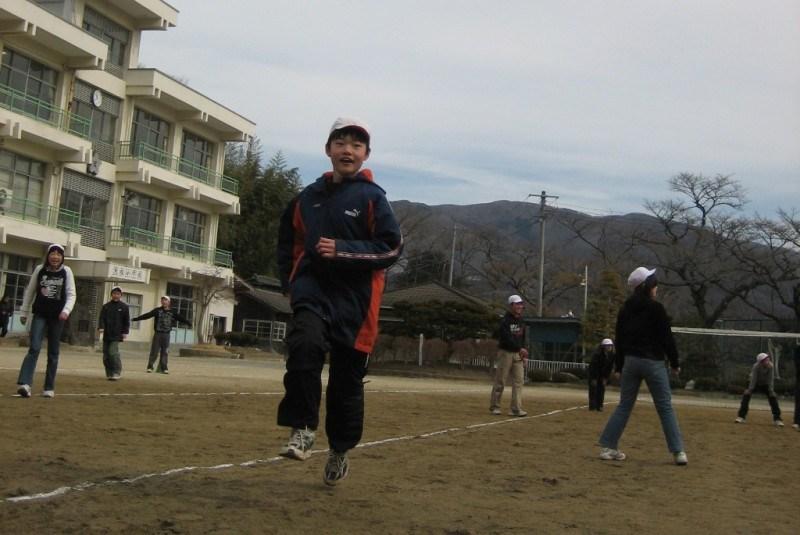 Takine Elementary - Running Around