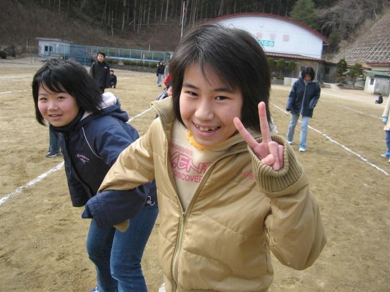 Takine Elementary - Smiles
