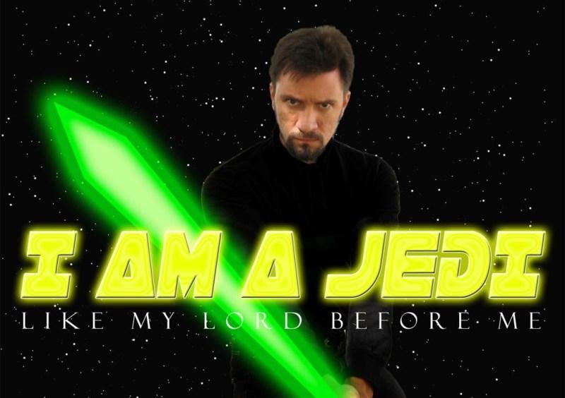 I am a Jedi