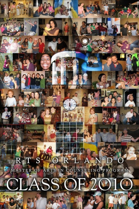 RTS Class of 2010 Poster