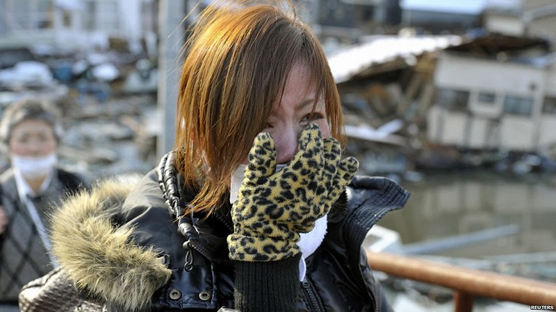 Please Pray For Our Beloved Japan