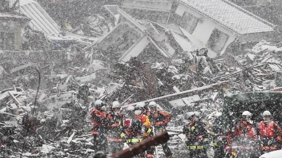 Urgent Prayer Needed for Fukushima Daiichi Reactor Crisis