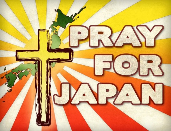 What is God doing in Japan?