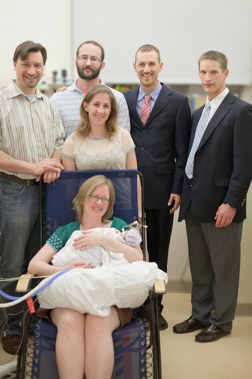 Baby Naomi Baptism 19