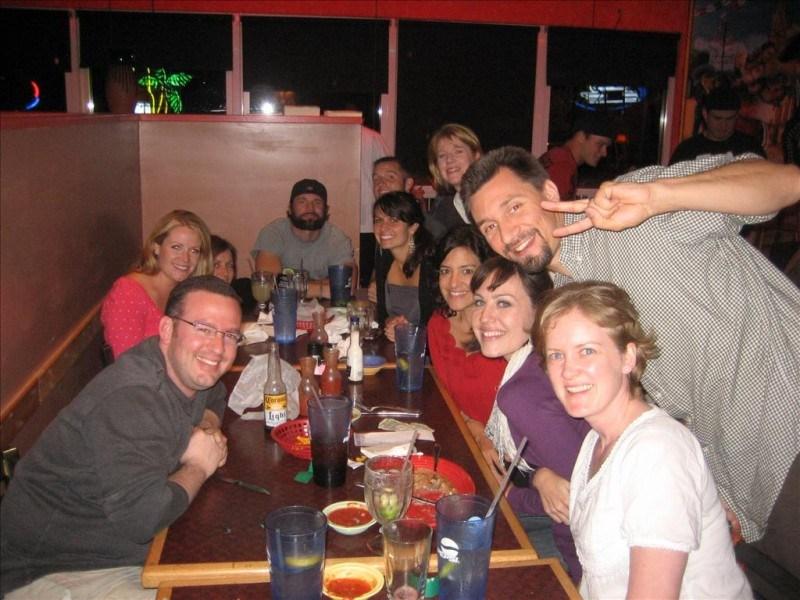 Party at El Cerro