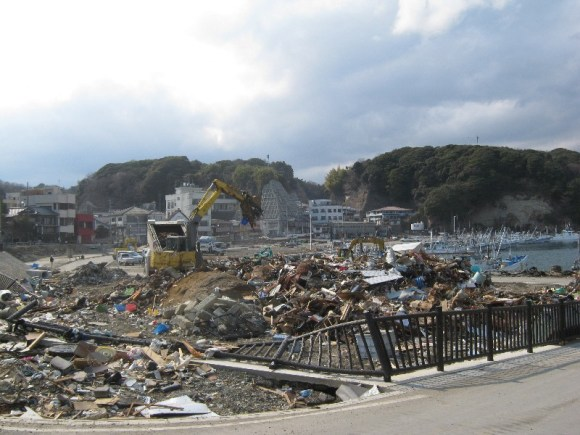 Update from Japan Relief Efforts 3/25/2011