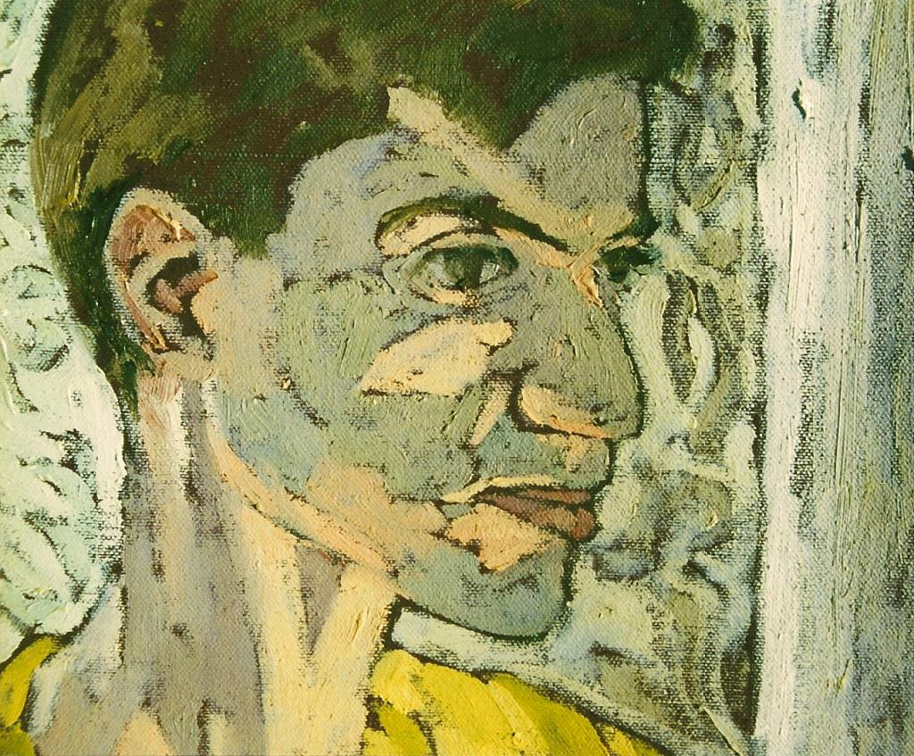 Michael 6 8.75x10.75 oil on canvas