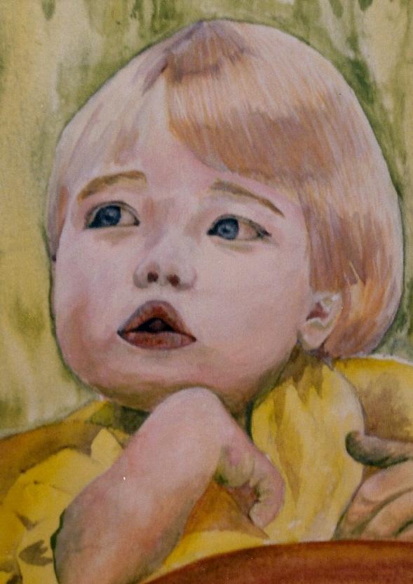 Phillip Wecker ~18x20 acrylic on canvas